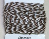 20 yds of Chocolate Truffle Trendy Twine