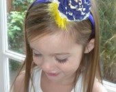 Minnesota Vikings Girls Headband