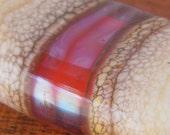 Rare Earth Lampwork Focal Bead