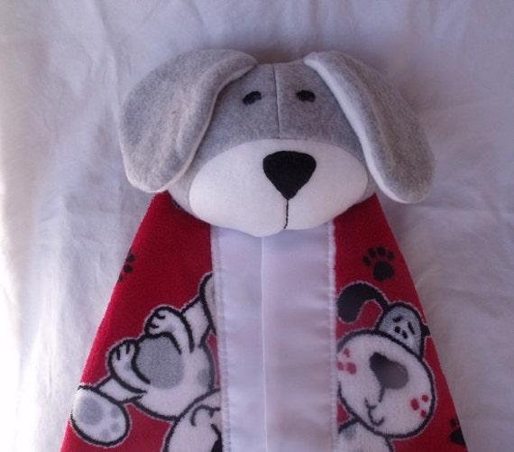 Puppy Dog Security Blanket - Blanket Buddy