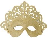 "RESERVED LISTTING for Heather  Mask "" Venezia"" - Save 9 Dollar"