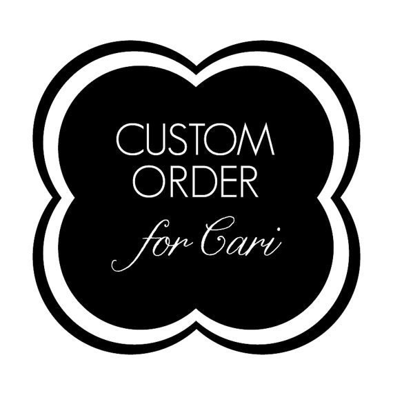 CUSTOM ORDER -- Wedding Table Numbers Personalized with Your Important Milestones