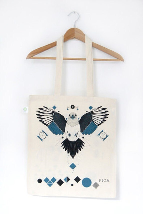 Organic Cotton Tote Bag PICA