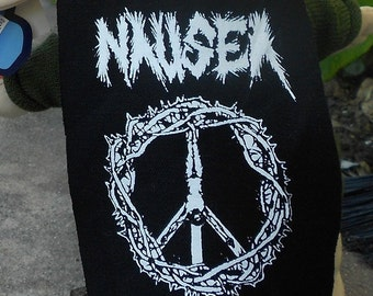Nausea - Cybergod Patch