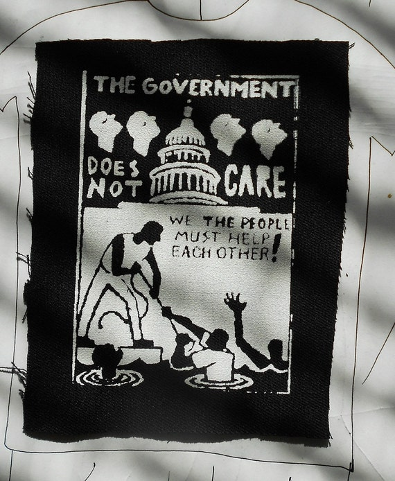 Government and the People Patch