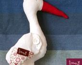 Adventurous Mr. Stork