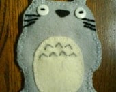 Totoro Ipod Case (fits most mp3 devices)