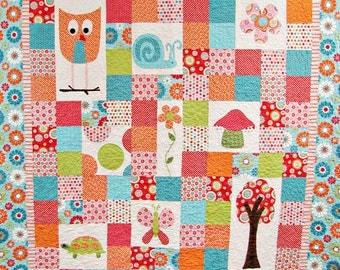 Katelyn Quilt Pattern