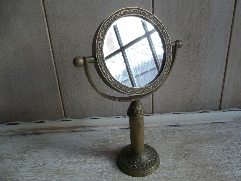 Makeup Ideas vintage makeup mirror : Vintage Vanity Mirror / Magnifying Makeup  Mirror / Vintage - Makeup Ideas » Vintage Makeup Mirror - Beautiful Makeup Ideas And
