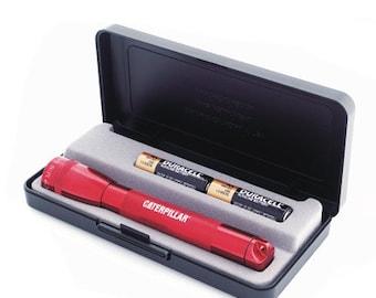 Flashlight Gift Set (AA)- Maglite Mini