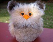 Stuffed animal Hoot Owl Plush