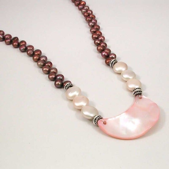 mermaid pearl jewelry