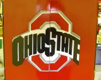 Ohio State Dart Board