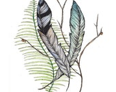 Twigs and Feathers