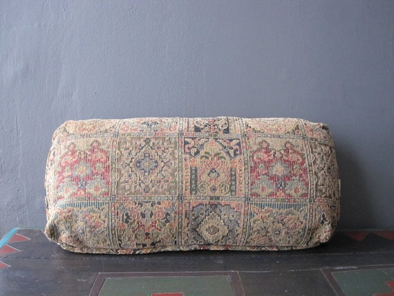 SALE vintage persian style pillow, was 36.00 now 22.00