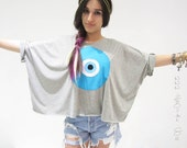 Evil Eye Grey Universal Top Z HOVAK