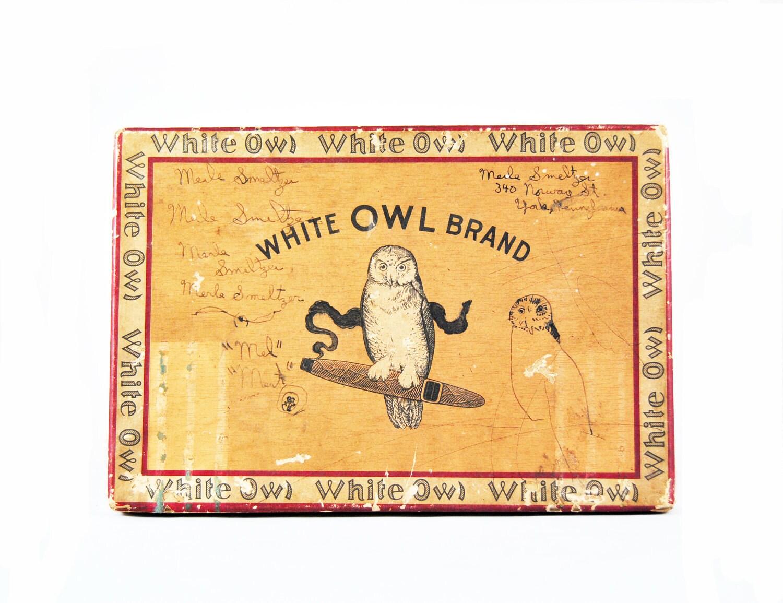 Vintage white owl cigars - photo#16