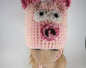 ON SALE Today Only - Jr. Pig Critter Hat