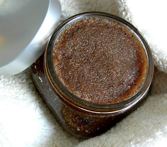 BUFF - Vanilla Chai Sugar Scrub and Body Polish - Organic - Vegan - Unisex