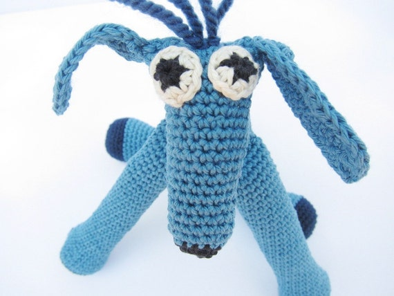 Dog Toys For Boys : Items similar to crochet dog toy stuffed animal for baby