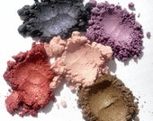 5 Natural Eye Shadows- The Hunger Games Collection 1
