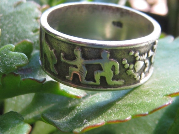 Sterling Silver Zodiac Signs Ring