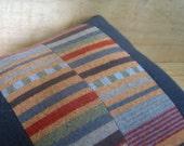 SALE Pendleton Wool Pillow, 12x12