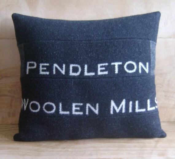 Pendleton Wool Pillow, 14x16
