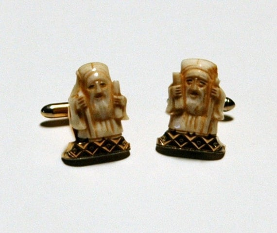 The Metaphysician Vintage Cufflinks