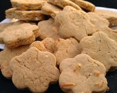 Steak and Cheese Snacks - Oven Baked Dog Cookies and Treats