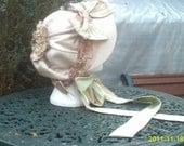 Early Regency Style Bonnet
