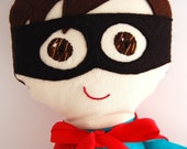 Custom Boy Superhero Doll - Personalized My Gigi Doll