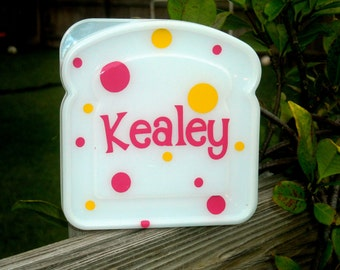 Personalized Sandwich Holder