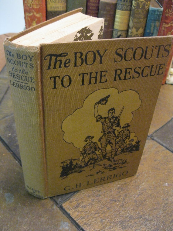 The Boy Scouts To The Rescue - 1920