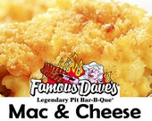 Famous Daves Macaroni and Cheese Easy Copycat Recipe