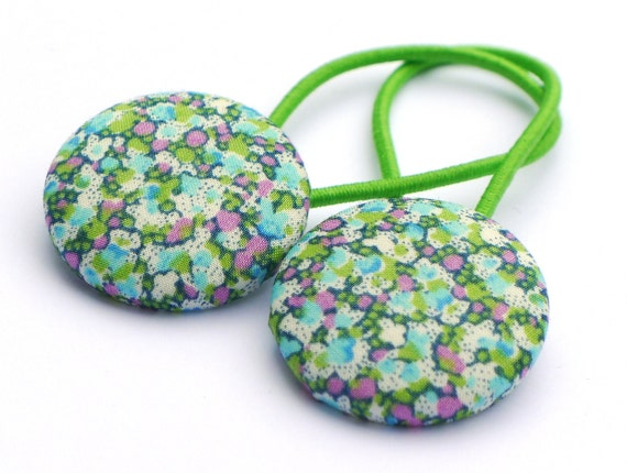 Liberty of London hair ties, ponytails holders, OXFORD OLIVIA
