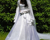 Renaissance Wedding Gown, The Lady Isabella