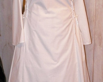 Renaissance Linen Chemise with lace sides, in all sizes