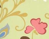 Panache Exuberant floral  by Sanae for Moda 1 Yard