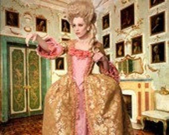 MARIE ANTOINETTE GOWN  2X made to measurements choice of color