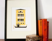 Venice Print - European Home Series