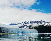 Aialik glacier 8 x 10 Alaskan Landscape fine art print