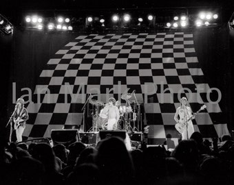 Bay City Rollers 8X12 Photo  1977                                                  Image registered at the United States Copyright Office