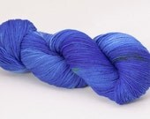 handdyed sockyarn superwash - wool/nylon mixture - fingering weight - colour s 92