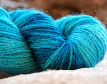 handdyed Alpacayarn - 100g - sports/DK weight - colour 44