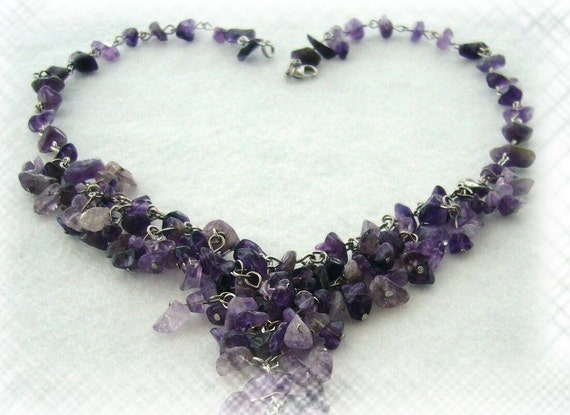 amethyst gemstone jewelry - photo #4