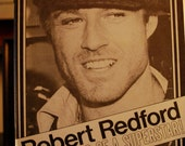 Vintage Robert Redford The Making of a Superstar - Biography