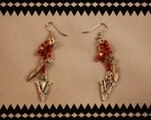 Arrowhead FSU Earrings