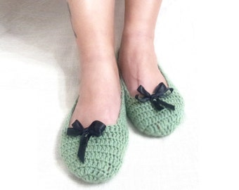 FREE SHiPPiNG green Healthy Booties Home slippers Dance classic yoga sexy hygienic light Naturel crochet St Patrick Day