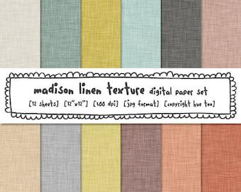 linen texture digital paper, soft neutral colors photography backgrounds, digital backgrounds, instant download - 364